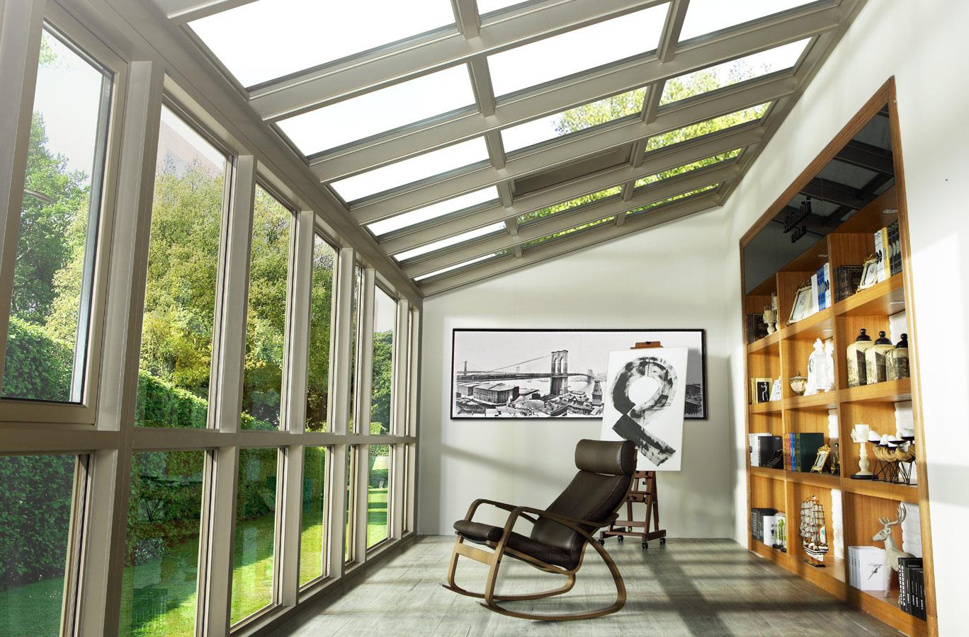 罗兰西尼阳光房系统