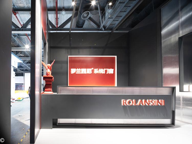 开幕首日,罗兰西尼领秀2020广州设计周