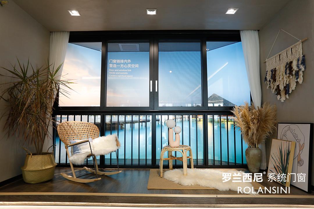罗兰西尼高端门窗加盟连锁品牌飞速发展有什么秘诀?